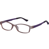eye glass violet